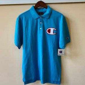 NWT classic Champion polo shirt